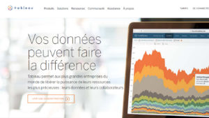 YouGov pour Tableau – solution d'analyse visuelle