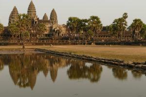 séjour à angkor