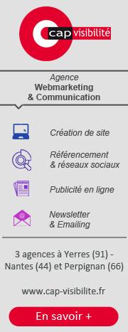 Agence communication digitale Paris Nantes Perpignan